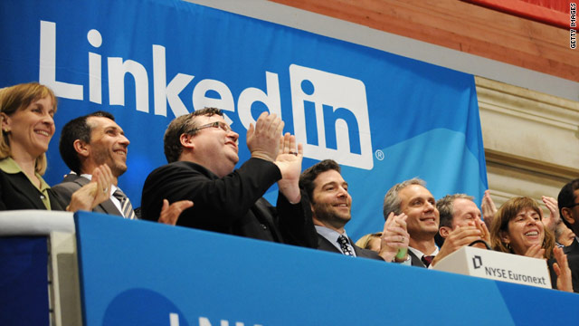 Linked in IPO
